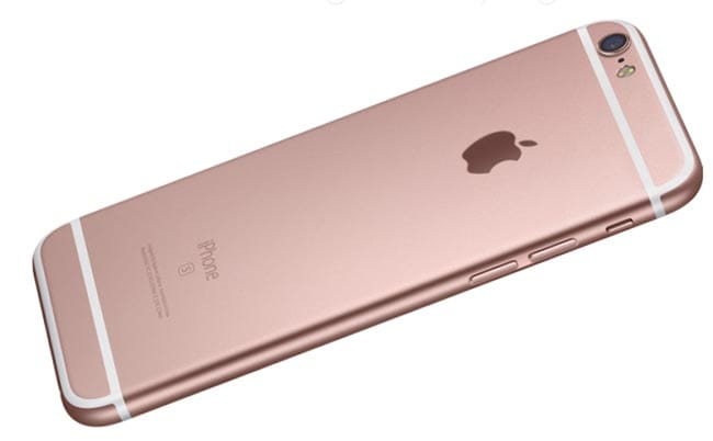 Trasera iPhone 6s Plus