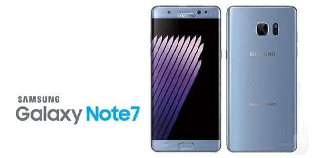 Galaxy Note 7, lo nuevo de Samsung