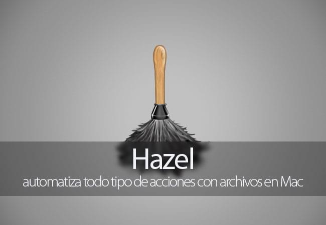 Hazel - Automatización de tareas en Mac