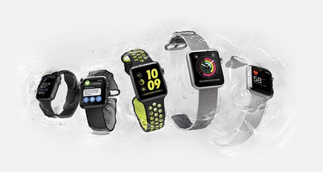 Gama Apple Watch Series 2