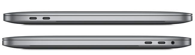 Perfil del nuevo MacBook Pro