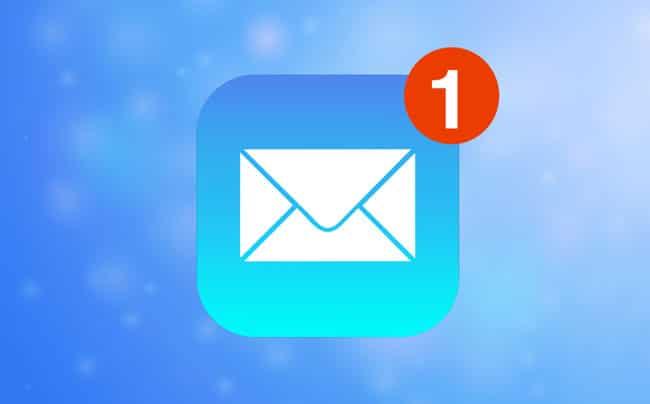 Anular suscripciones de listas de correo en Mail de iOS 10