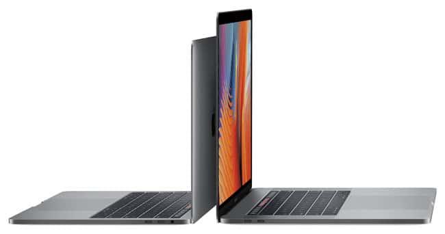 Nueva gama MacBook Pro