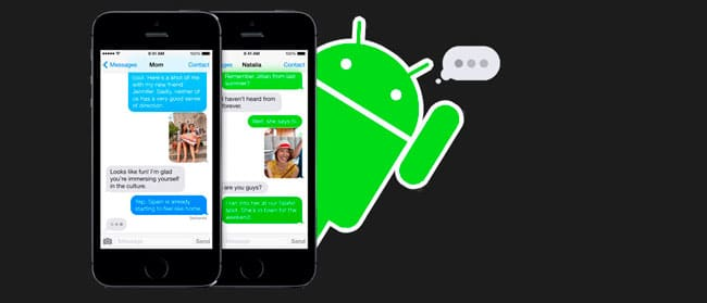 Apple podría estar trabajando en iMessage para Android