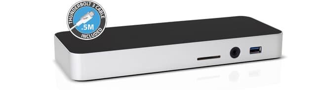 Dock de OWC para el nuevo MacBook Pro