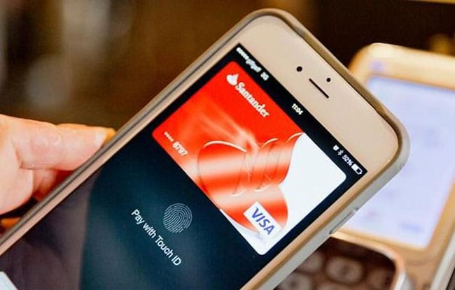 Configurar Apple Pay en iPhone
