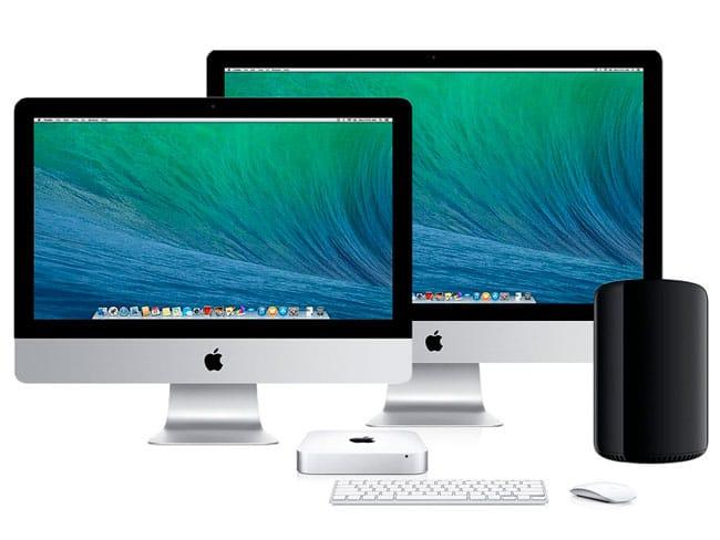 Mac escritorio