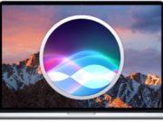 Descargar imágenes con Siri en Mac