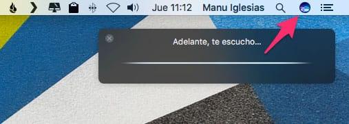 Icono Siri