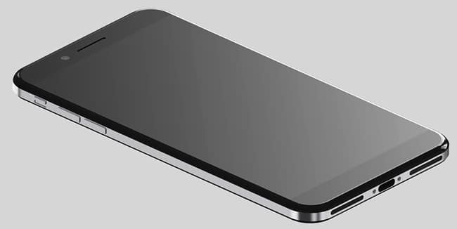 iPhone 8 con pantalla OLED
