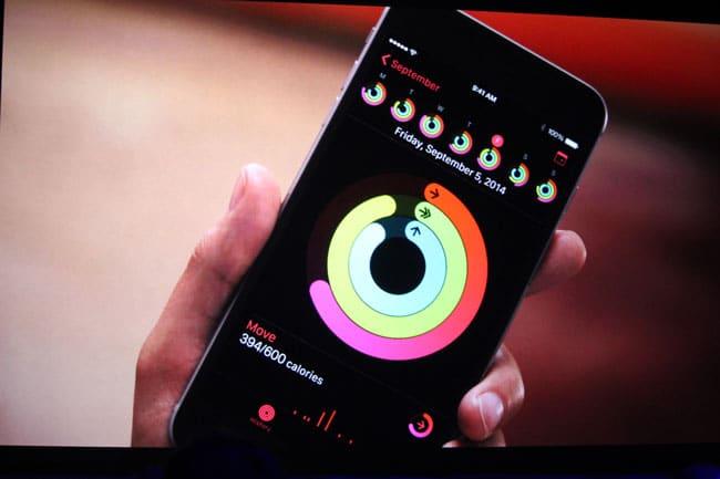 Accesorios de salud y fitness para iPhone