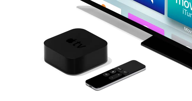 tvOS 10.2 disponible