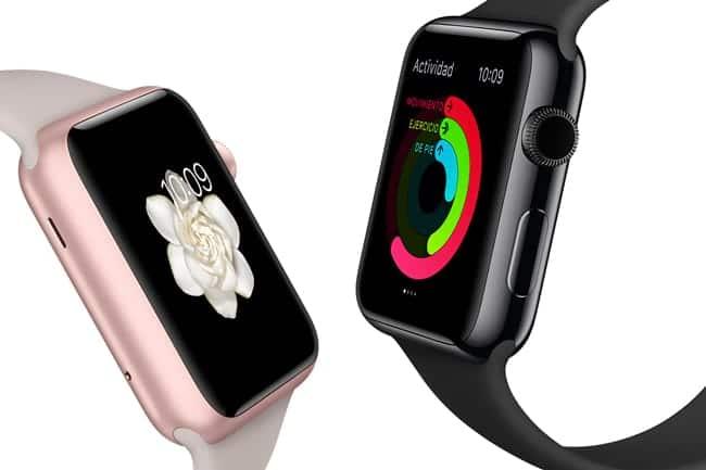 Apple Watch Series 3 lanzamiento en septiembre