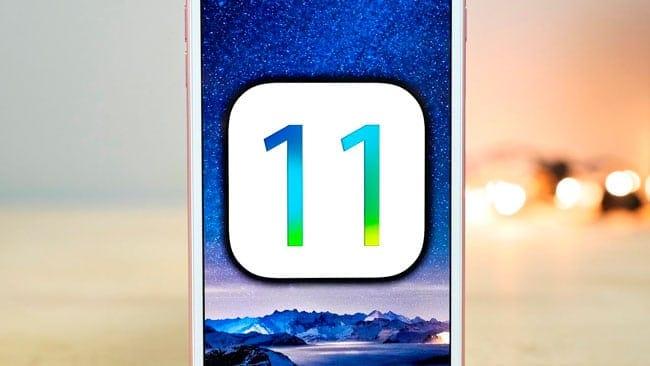 Rediseño iOS 11
