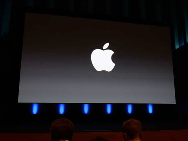 Keynote de Apple