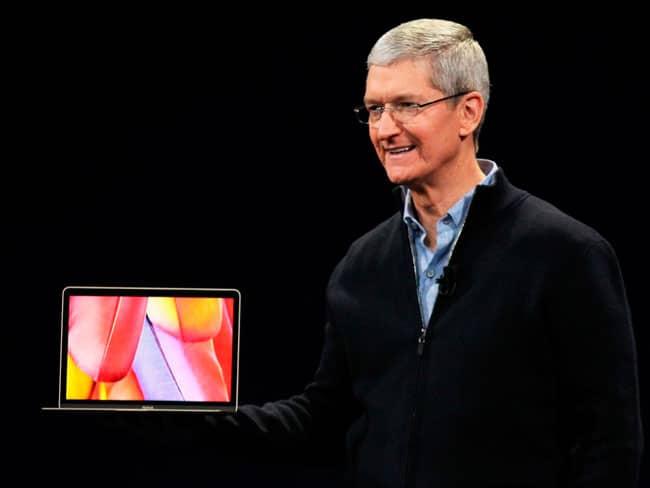 Apple asegura estar invirtiendo en el futuro de los Mac