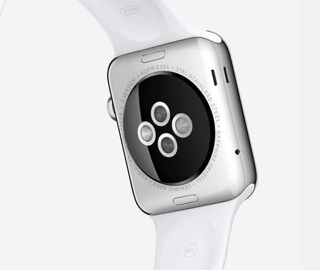 El Apple Watch es el wearable más precioso