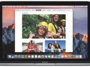 Fotos en Mac