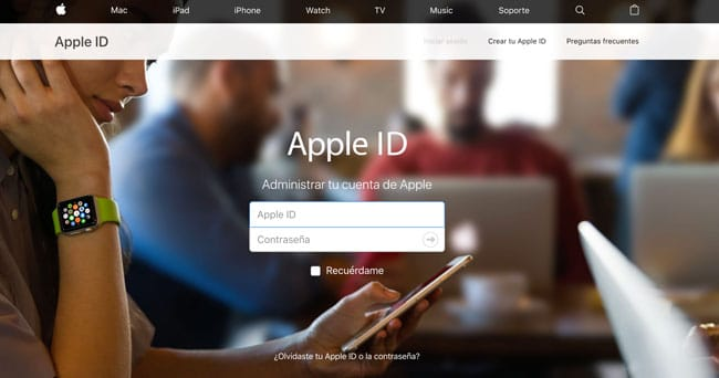 Identificar Apple ID