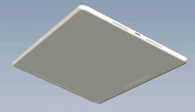 Render iPad Pro 10,5 pulgadas 3