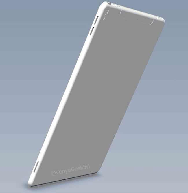 Render iPad Pro 10,5 pulgadas 4