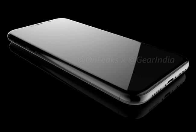 Render en vídeo del iPhone 8 con acabados en vidrio