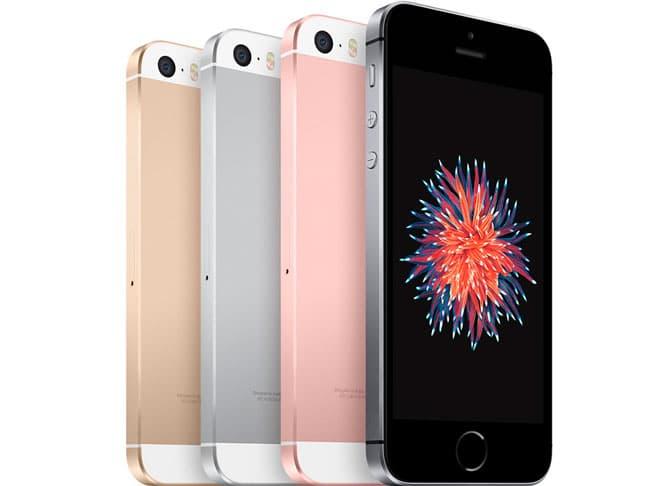 Apple podría estar trabajando en el iPhone SE 2