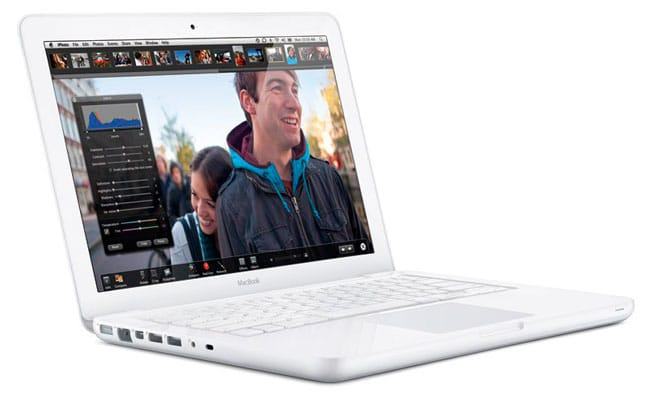 El MacBook blanco de 2010 pasa a la lista de Mac obsoletos