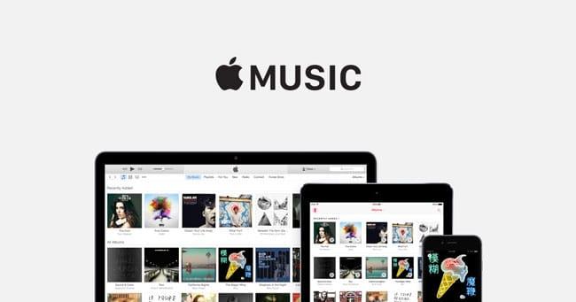 Nueva versión Apple Music