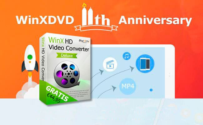Winx HD video converter Delux