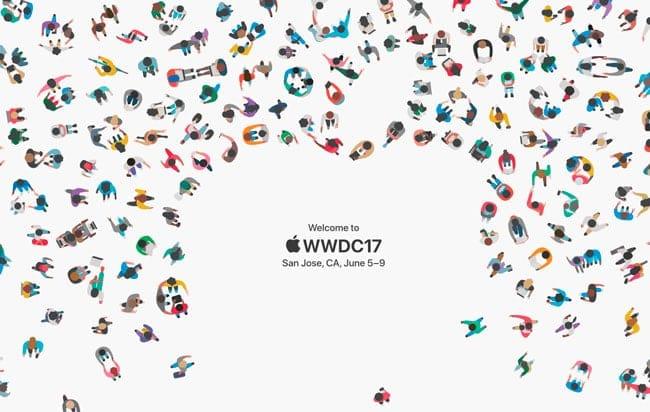 Invitación keynote WWDC17