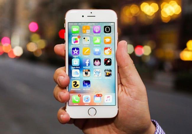 Configurar roaming en iPhone