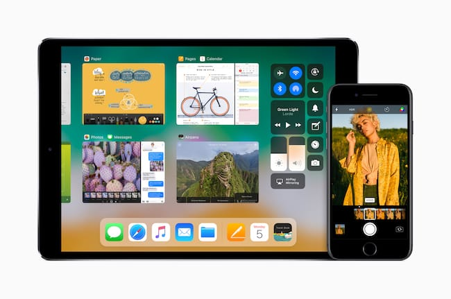 iOS 11 Beta Pública