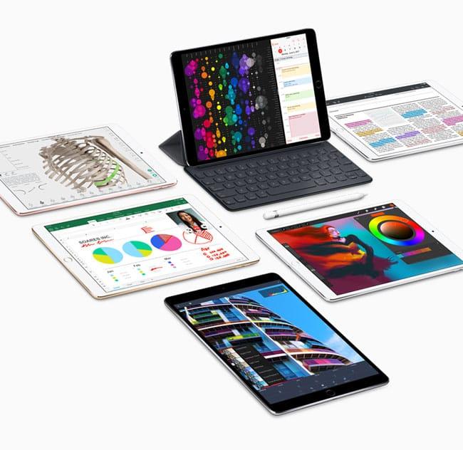 Llega el nuevo iPad Pro de 10,5 pulgadas y renovación iPad Pro 12,9 pulgadas