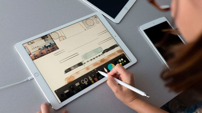 Mejores apps para iPad Pro y Apple Pencil