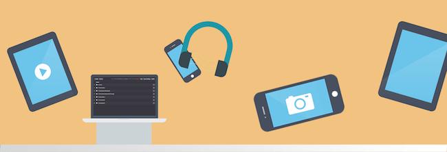Servidor multimedia para Mac