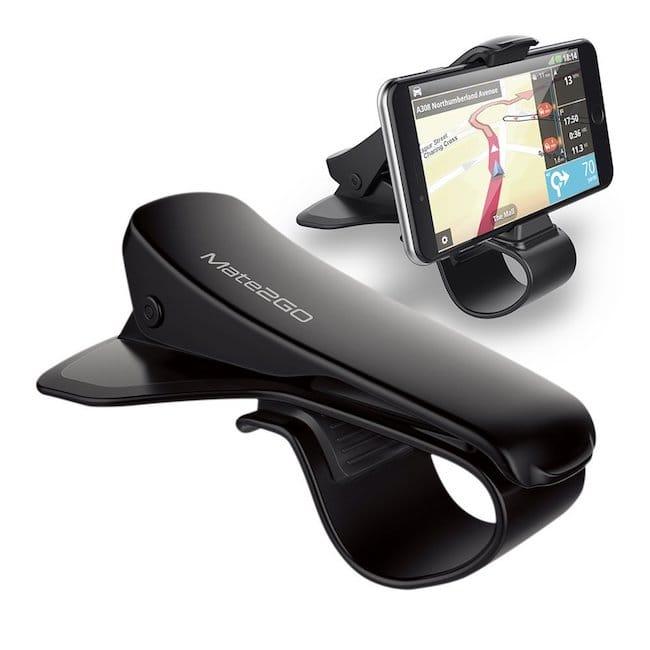 Soporte para smartphone para el coche