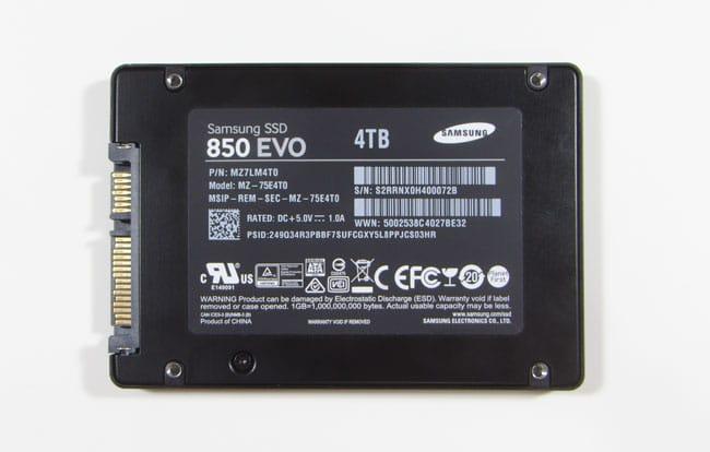 SSD 4 TB