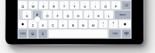Teclado QuickType iOS 11