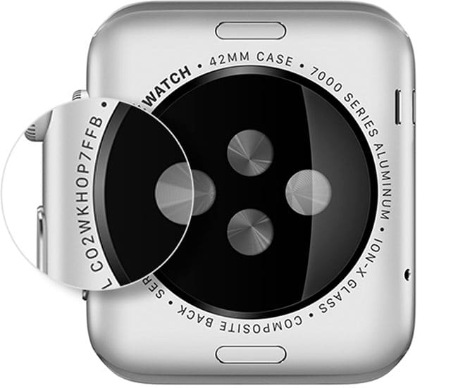 Apple Watch de primera generación