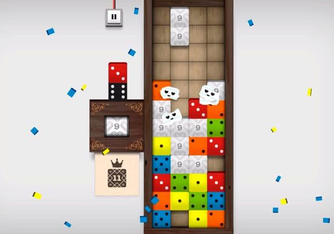DominoDrop para iPhone
