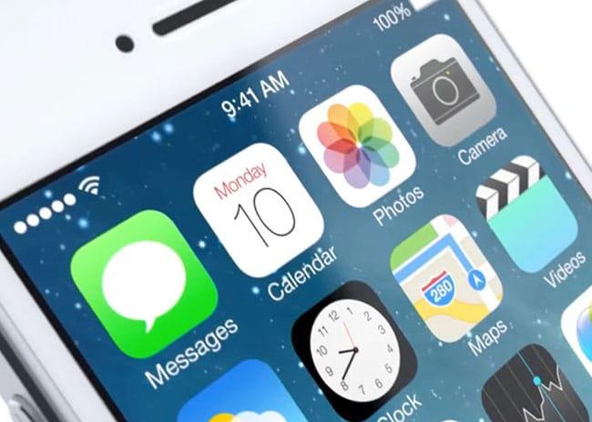 Quitar aviso de actualización de iOS
