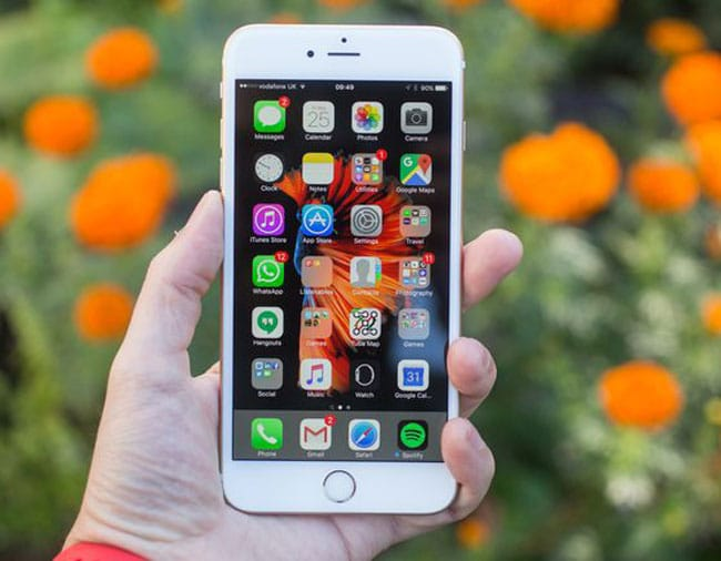 Recuperar espacio de almacenamiento en iPhone