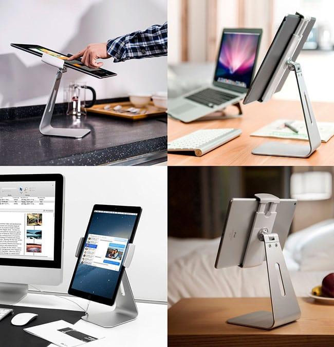 Stand universal para iPad y otros tablets