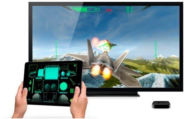 AirPlay Dual Screen