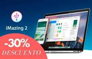 Descuento 30 % en iMazing