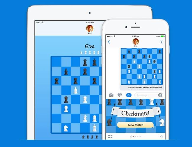 Juego de Ajedrez para iOS