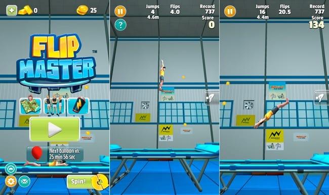 Capturas pantalla de FlipMaster