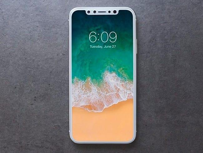 iPhone X tendría una tecnología para proteger la pantalla OLED de quemaduras