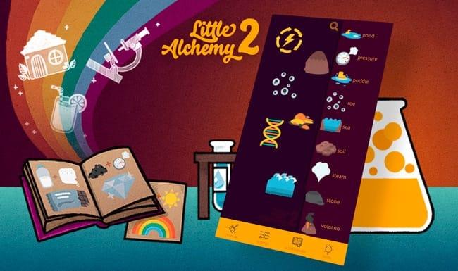 Little Alchemy 2 para iPhone y iPad